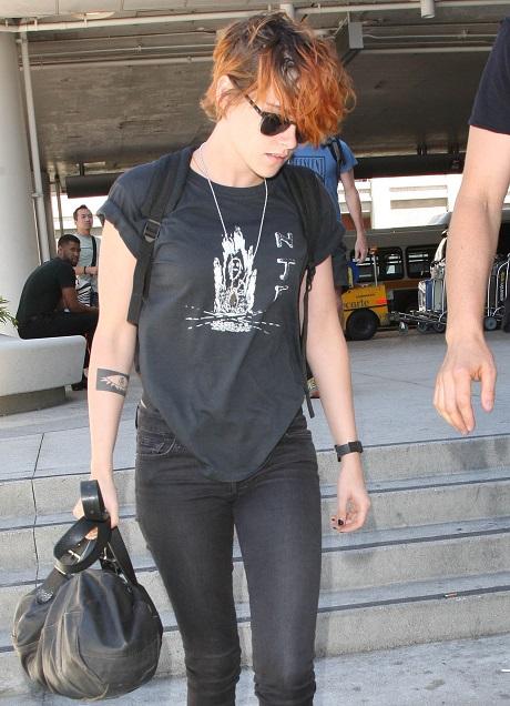 Kristen Stewart Dating Nicholas Hoult: Relationship Rumors Music To Robert Pattinson's Ears - Wants K-Stew To Move On!