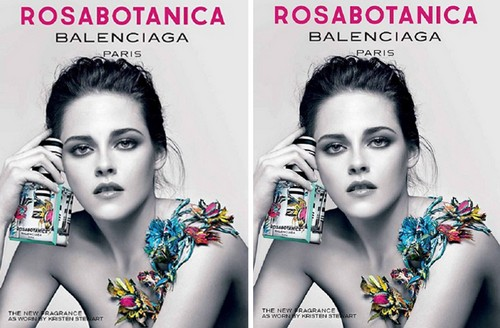 "Kristin Stewart Calls Posing for Perfume Ads ""Torture"" - Spoiled Ignorant Dilettante? (PHOTOS)"