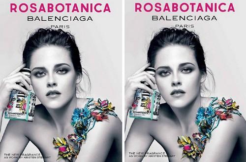 "Kristin Stewart Calls Posing for Perfume Ads ""Torture"" - Spoiled Ignorant Dilettante? (PHOTOS)"
