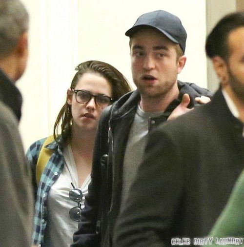 Kristen Stewart & Robert Pattinson Reunited!
