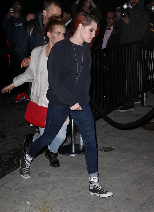Kristen Stewart Forgives Robert Pattinson and Riley Keough For Fling - Still Sharing Villa at Cannes 2014