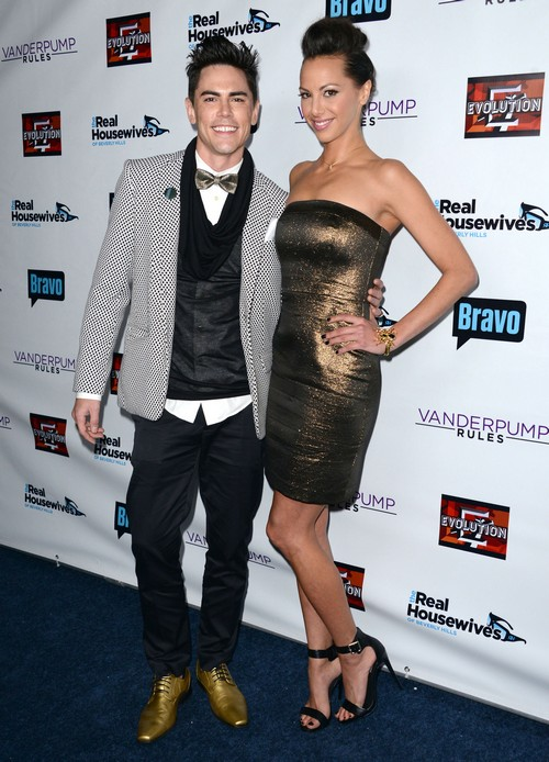 Vanderpump Rules: Kristen Doute Claims She Cheated With Tom Sandoval on Ariana Madix -Tom Denies Claims