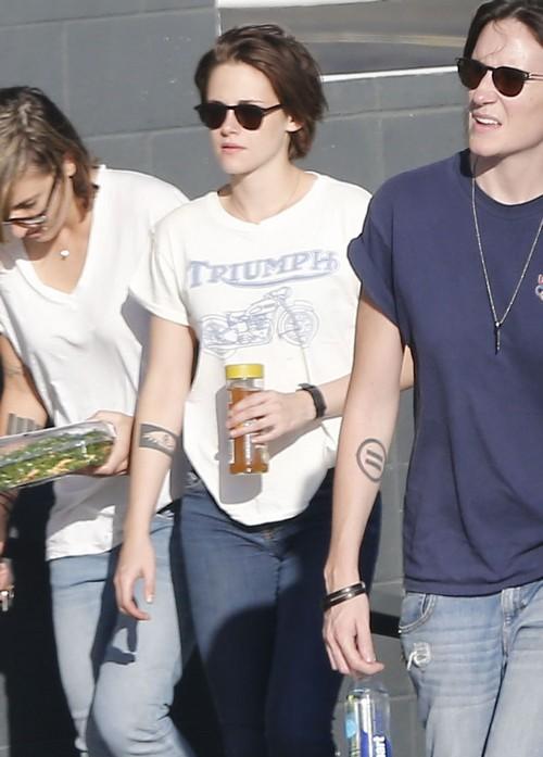 Kristen Stewart Hates Robert Pattinson's New Girlfriend FKA Twigs: Tahliah Barnett Dating Twilight Star - KStew Livid!