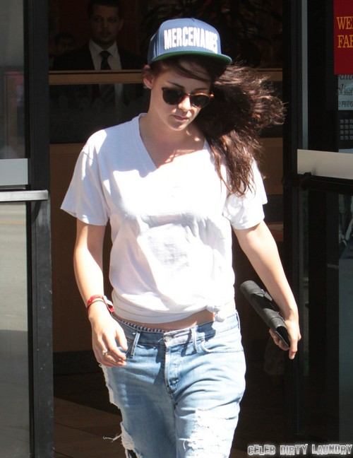 Kristen Stewart and Zac Efron Hook Up - Trampire Strikes Again?