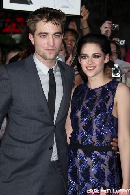Kristen Stewart To Marry Robert Pattinson: Put A Ring On It Baby!!!