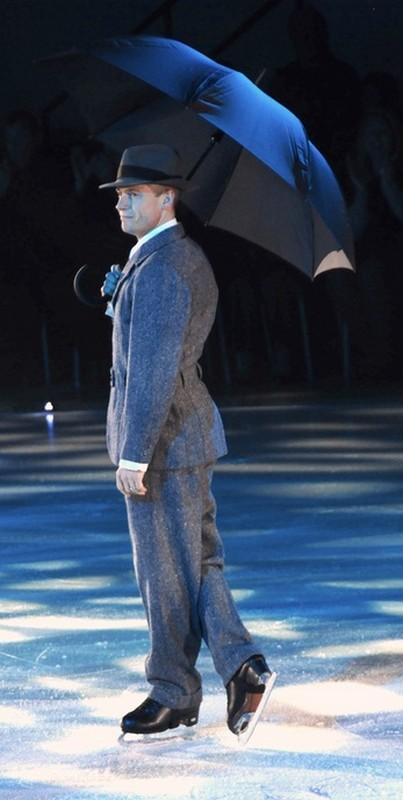 Stars On Ice Creates Magic While Saying Farewell to Kurt Browning