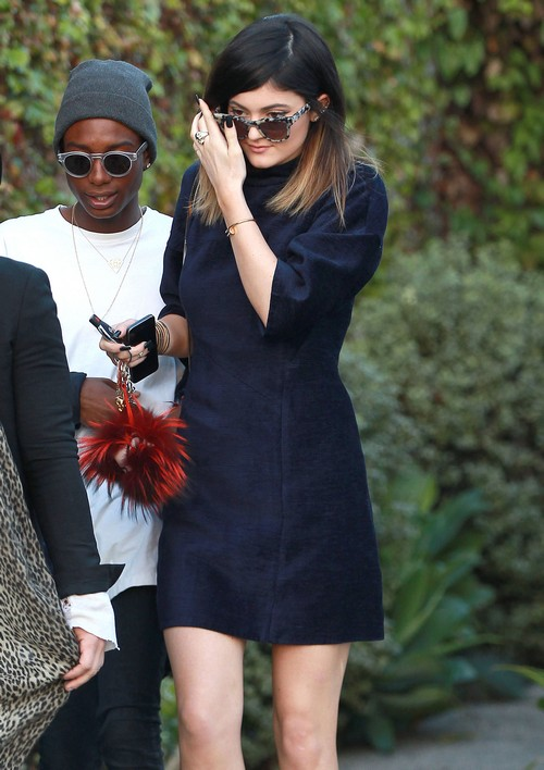Kylie Jenner Spotted Out With Mystery Date after Fighting With Jaden Smith (PHOTOS)