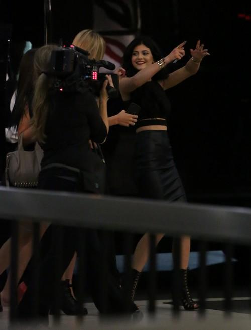 Kylie Jenner Celebrates Her Sweet 16th Birthday