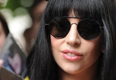 Lady Gaga Nude Photos: Perez Hilton Posts Them With Cruel Intent -- Feud Heats Up! (PHOTOS)