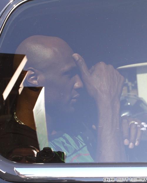 Lamar Odom Declares War On Khloe Kardashian and Kris Jenner: Hiding From Kardashian Family For Exposing Drug Abuse To Media