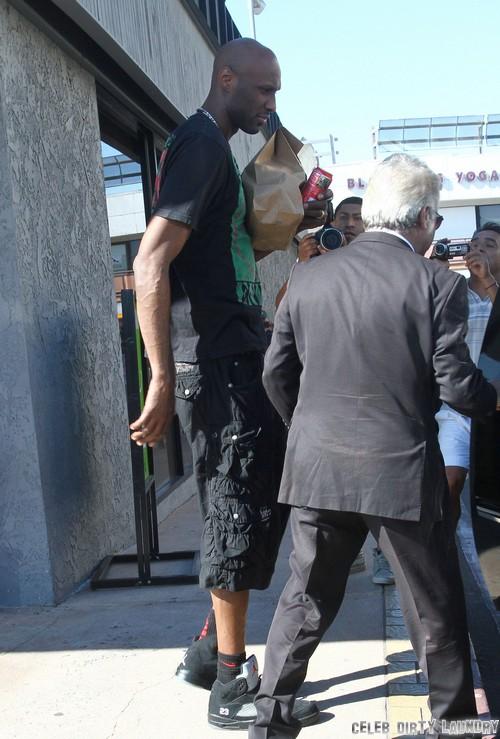 Lamar Odom Drug Overdose Fear: Crack Dealer Cuts Junkie Off