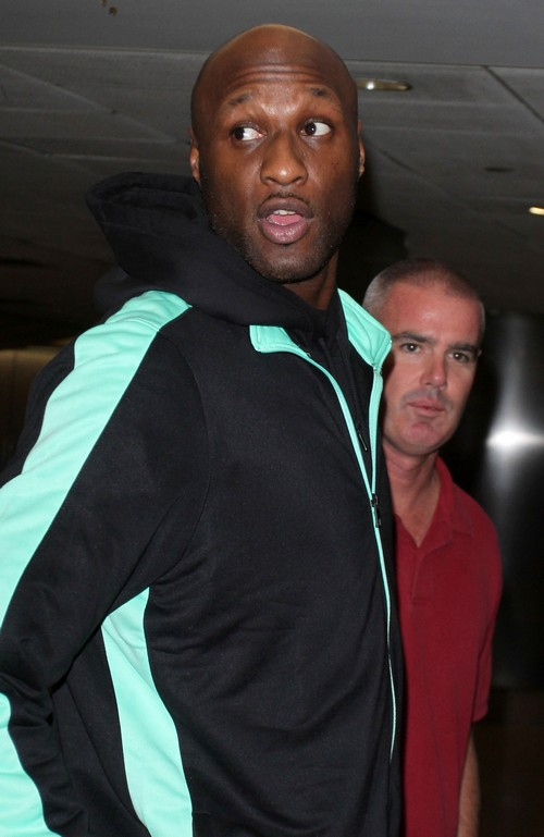 Lamar Odom Secretly Gay, Keeps It On The DL - Hiding Truth From Khloe Kardashian All This Time - Report