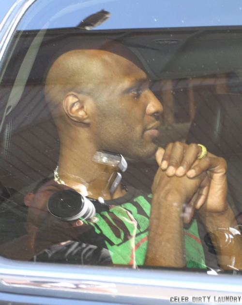 Lamar Odom TOLD Father Joe To Blame Kardashians and Kris Jenner For His Cheating and Drug Addiction