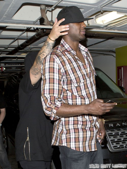 Did Lamar Odom Do Crack Cocaine And Hookers With Scott Disick And Rob Kardashian?