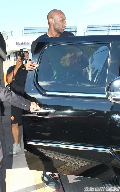 Kris Jenner Gets Lamar Odom OJ Simpson Lawyer Robert Shapiro For DUI Drug Arrest