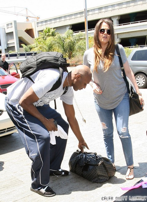 Lamar Odom Tweets His Love For Khloe Kardashian, Demands Divorce Rumors End!
