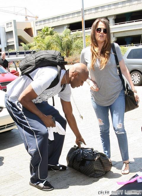 Lamar Odom Tweets His Love For Khloe Kardashian, Demands Divorce Rumors End!