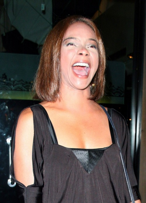 Lark Voorhies First Public Appearance in 2 Years: Still Mentally Ill with Bipolar Disorder or On The Mend?