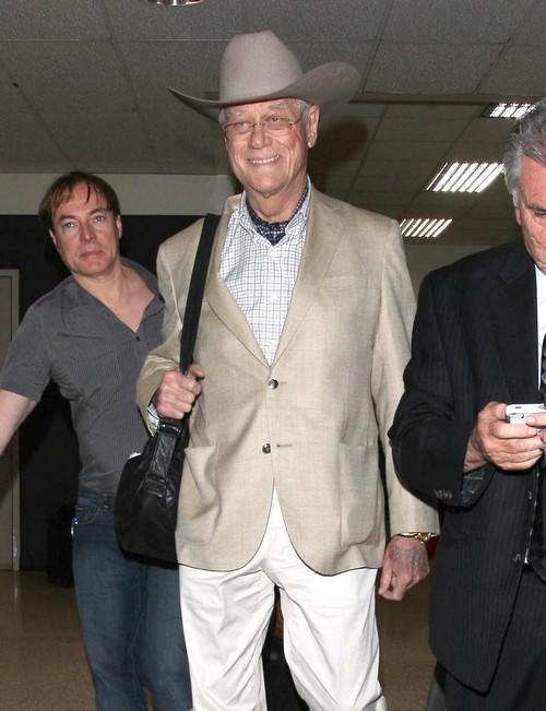 Dallas Legend Larry Hagman Dead - JR Ewing Passes Away