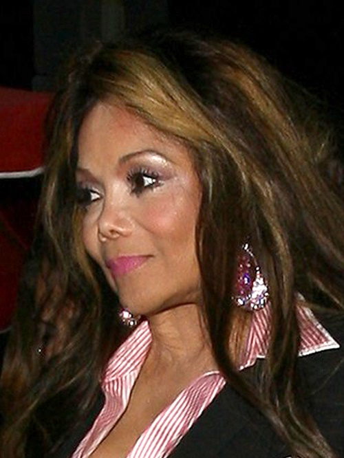 LaToya Jackson Engagement To Jeffre Phillips Called Off: All A Hoax To To Garner Publicity, Turns Out People Didn't Care?