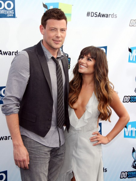 Lea Michele Hysterical And Inconsolable After Cory Monteith's Death 0714