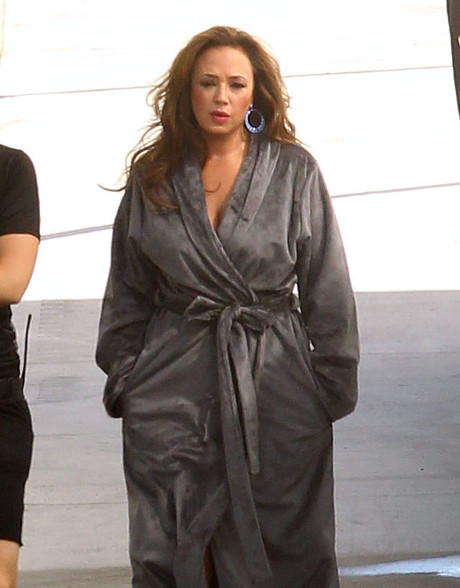 Leah Remini in Raging Fit After Dancing with the Stars Producers Recruit Scientologist Kirstie Alley for Guest Appearance!