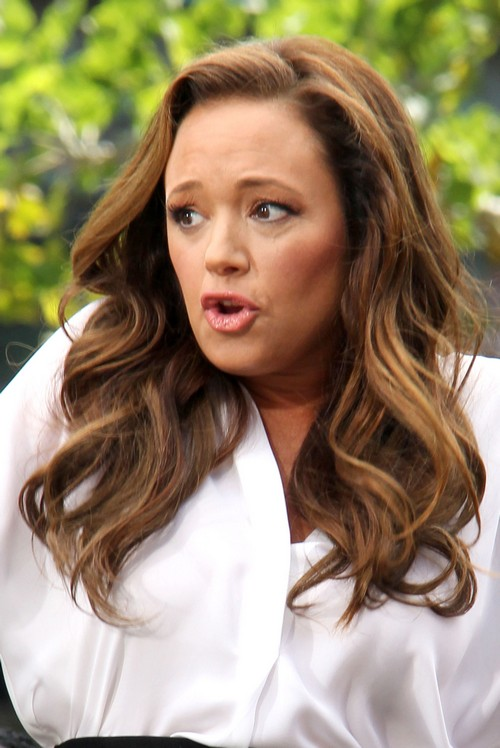 Leah Remini Fears Scientology Web Attack Smear Campaign