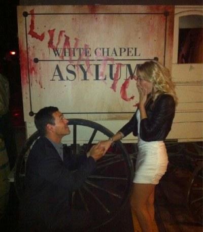 LeAnn Rimes & Eddie Cibrian Are Engaged