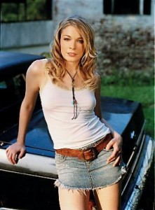 LeAnn Rimes: Married People Cheat Every Day