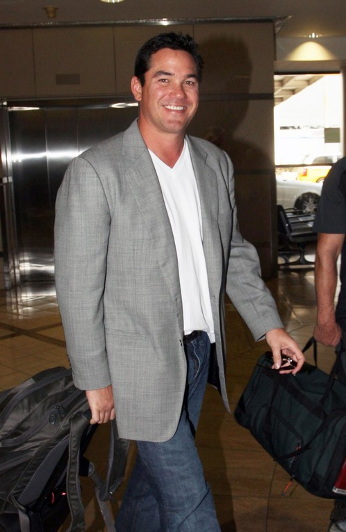Dean Cain Better Zip His Fly Before Take Off