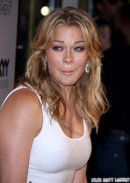 LeAnn Rimes Ruins Brandi Glanville's Halloween and Says Eddie Cibrian Is Like Martha Stewart
