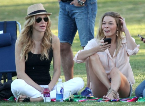 LeAnn Rimes Joining Real Housewives Of Beverly Hills - What Will Brandi Glanville Say? 0221