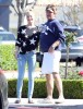 Exclusive... LeAnn Rimes Goes Shopping In Calabasas