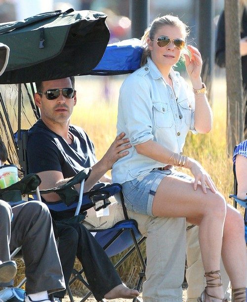 LeAnn Rimes Forced To Pay Eddie Cibrian For Sex - Desperate And Alone?
