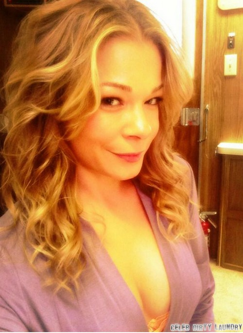 Leann Rimes Panics Over Weight Gain - Brandi Glanville Laughs and Eddie Cibrian Lies