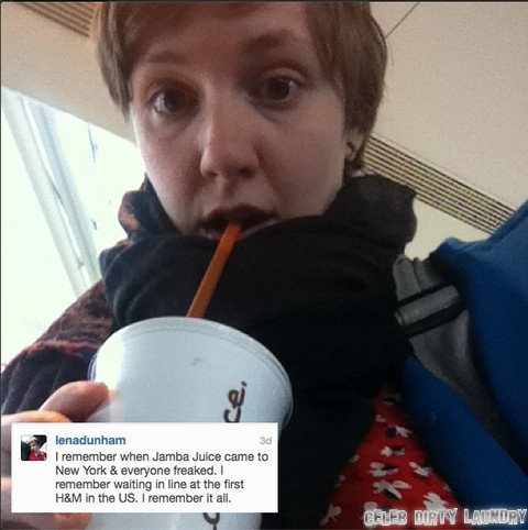 """Lena Dunham's Sex Life Revealed - The Truth About The """"Girls"""" Girl (Photos)"""