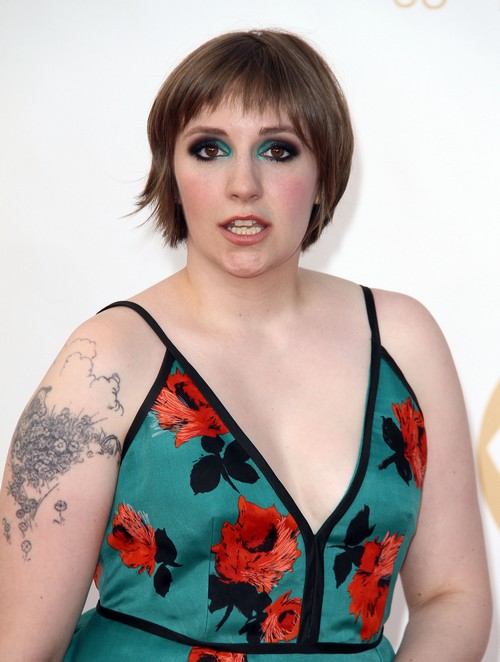 "Lena Dunham's Diva Behavior On Set Of ""Girls"" - Servants Hand-Feed Her Lunch!"