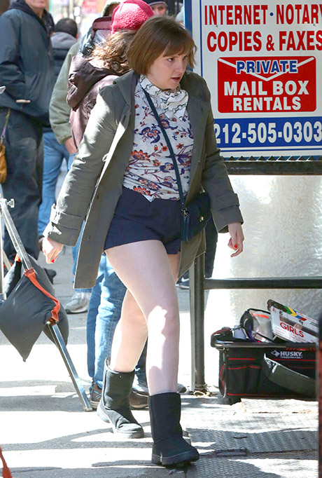 Lena Dunham And Jack Antonoff Break Up - Split After Screaming Match In Middle Of The Street