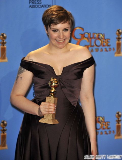 """Lena Dunham's Sex Life Revealed - The Truth About The """"Girls"""" Girl"""