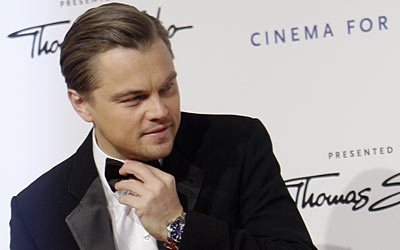Leonardo DiCaprio Named Highest Grossing Actor of 2010