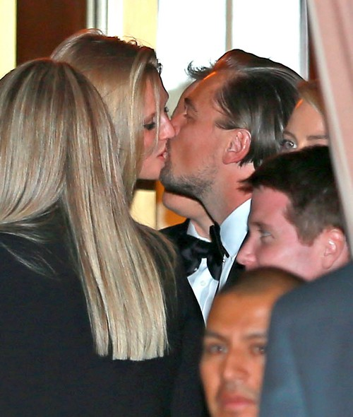 Leonardo DiCaprio And Naomi Watts Cheating on Liev Schreiber at Golden Globes Afterparty?