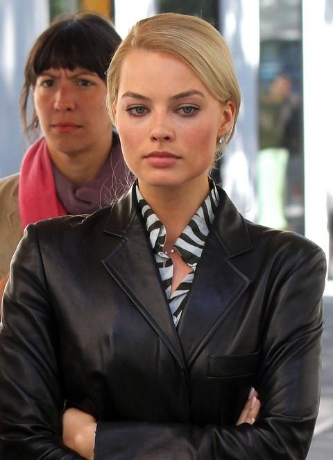 Leonardo DiCaprio's New Girlfriend: Margot Robbie (Photos)