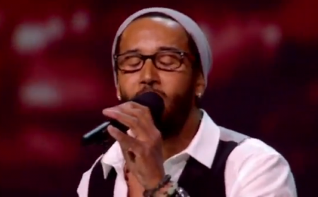 Leroy Bell 'We've Got Tonight' The X Factor Performance Video 11/16/11