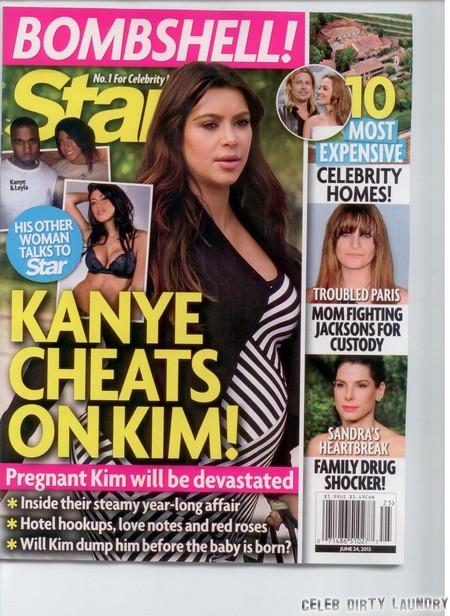 Kim Kardashian Tells Leyla Ghobadi She Already Knew Kanye West Was a Cheat (PHOTO)