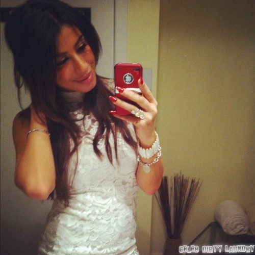 Meet Leyla Ghobadi, The Girl Who Broke Up Kim Kardashian And Kanye West (Photos)