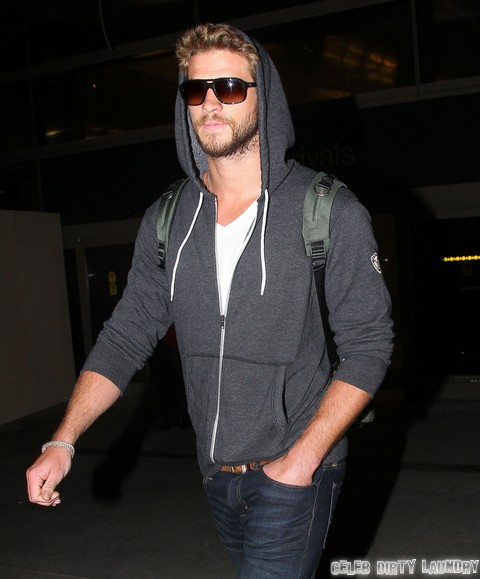 Miley Cyrus Twerks For Liam Hemsworth: He Wants January Jones! (VIDEO)