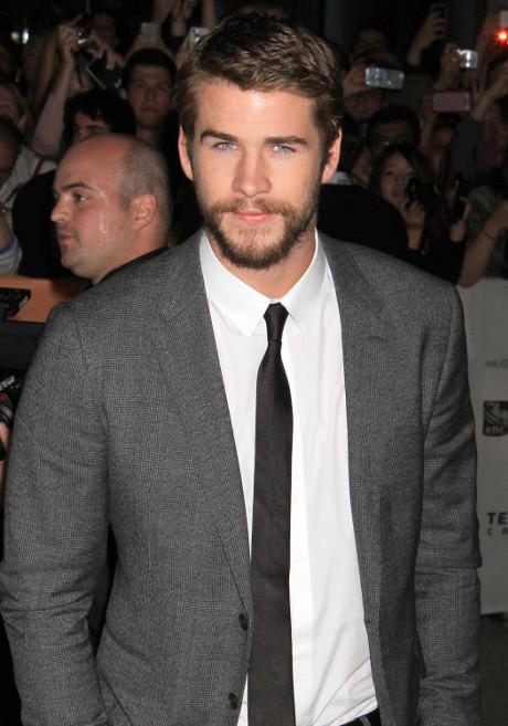 Liam Hemsworth Cheats on Miley Cyrus at Toronto International Film Festival -- Lip Locked with Mysterious Brunette!