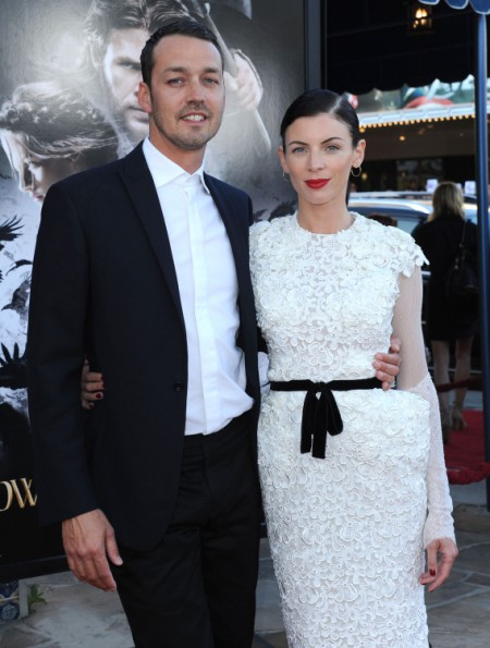 Liberty Ross Leaving Kristen Stewart's Lover, Rupert Sanders, Moving Back To UK 0812