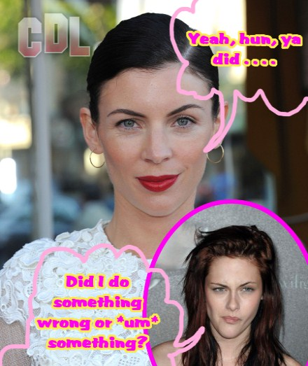 Liberty Ross Forgives Kristen Stewart But Think's She Is Pathetic