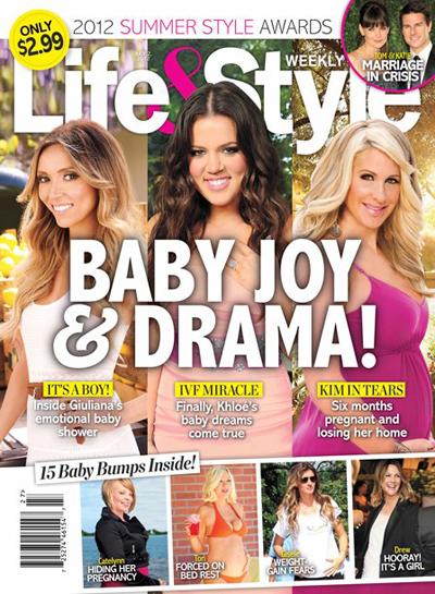 It's Baby Time For Giuliana Rancic, Khloe Kardashian and Kim Zolciak! (Photo)